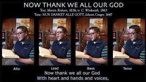 Give Thanks to God in Times of Suffering and Sorrow